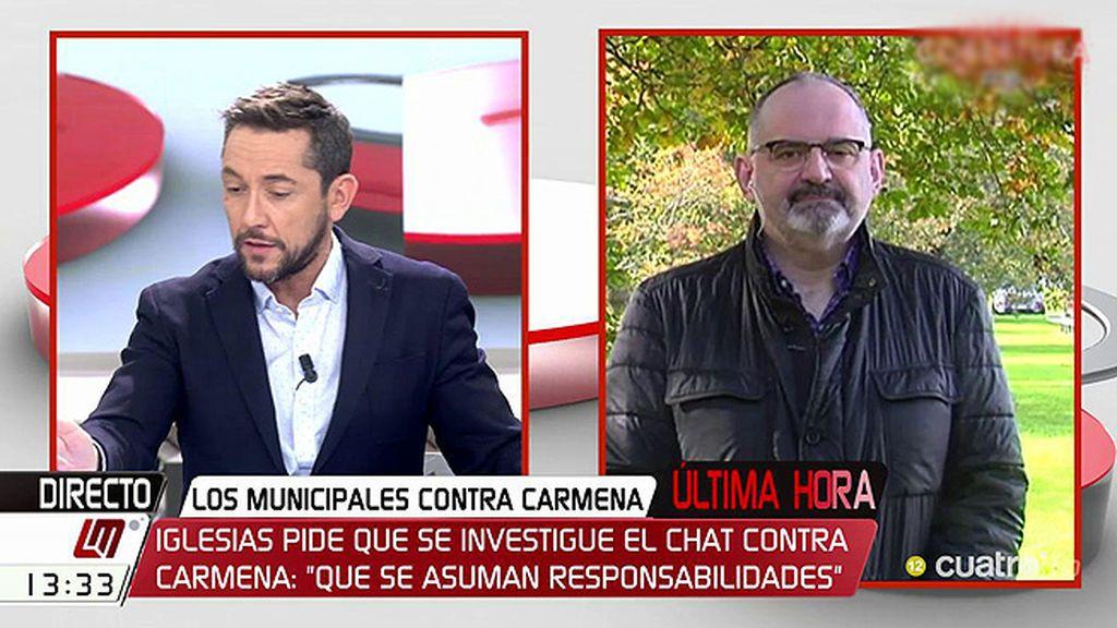 """Losada: """"Esta no va a ser la campaña del PDeCAT, va a ser la campaña de Puigdemont"""""""
