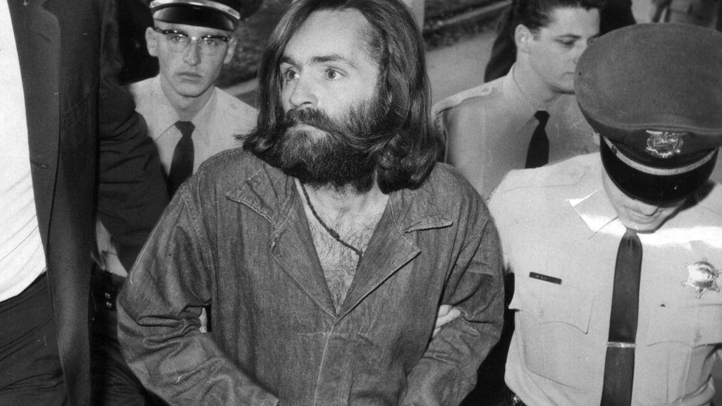 Charles Manson, uno de los asesinos más famosos del siglo XX