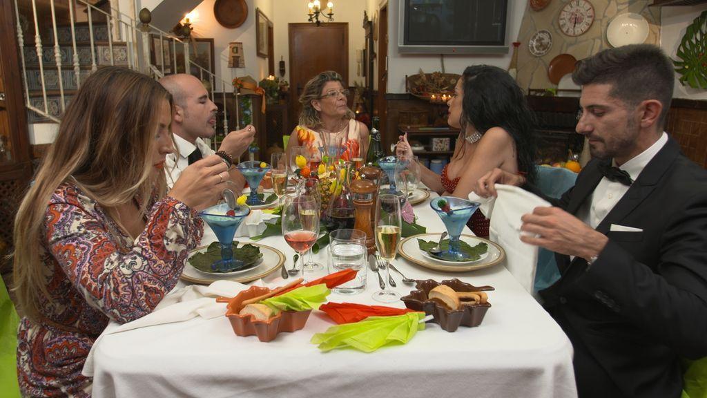 'Ven a cenar conmigo' se traslada a Málaga.