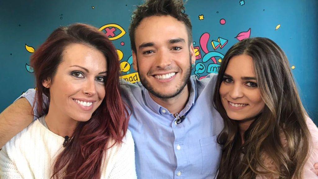 ¿Qué saben Mina y Laura sobre la relación de Cristian F. y Petra fuera de 'GH'?