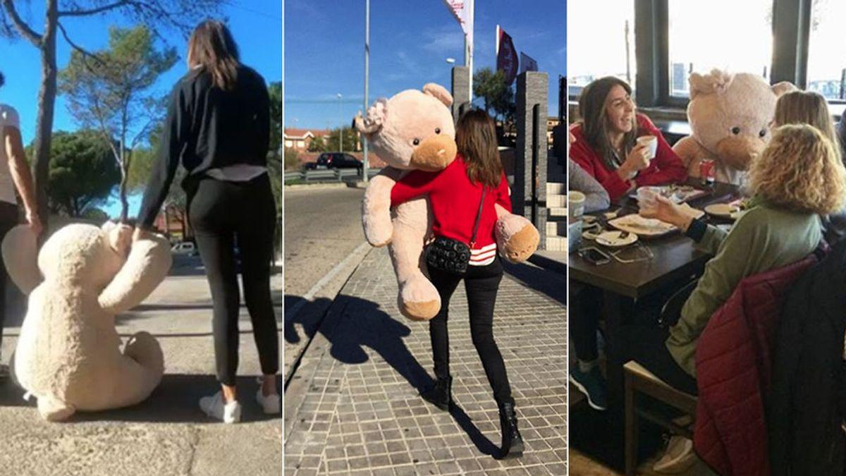 """¡Bienvenido """"Tedyanna""""! Paz Padilla encuentra el remedio a la ausencia de su hija"""