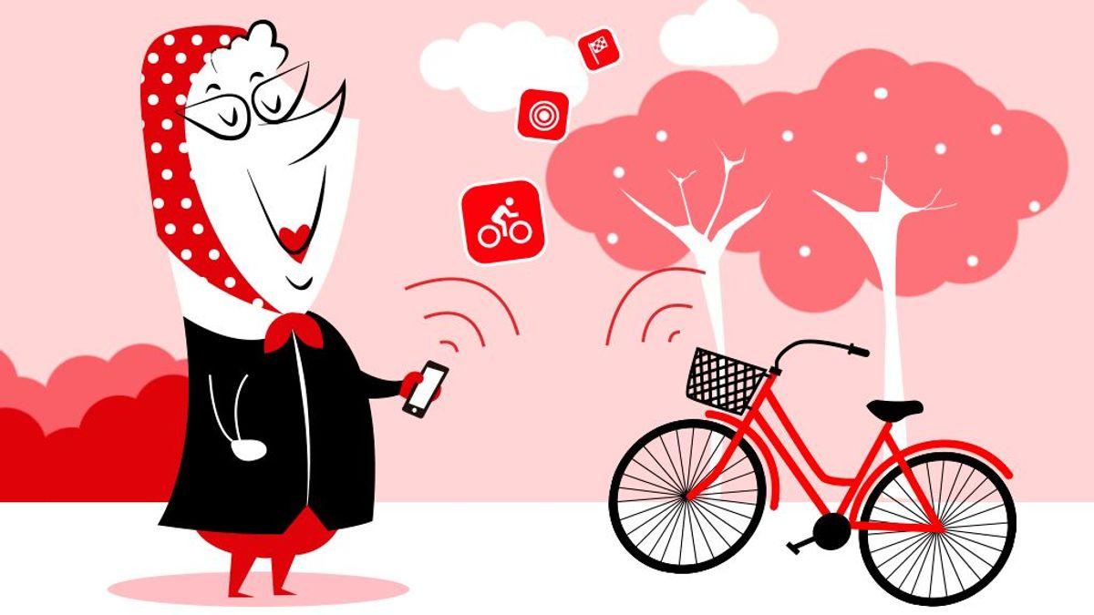 Cuatro apps imprescindibles para que los mayores se pongan en forma