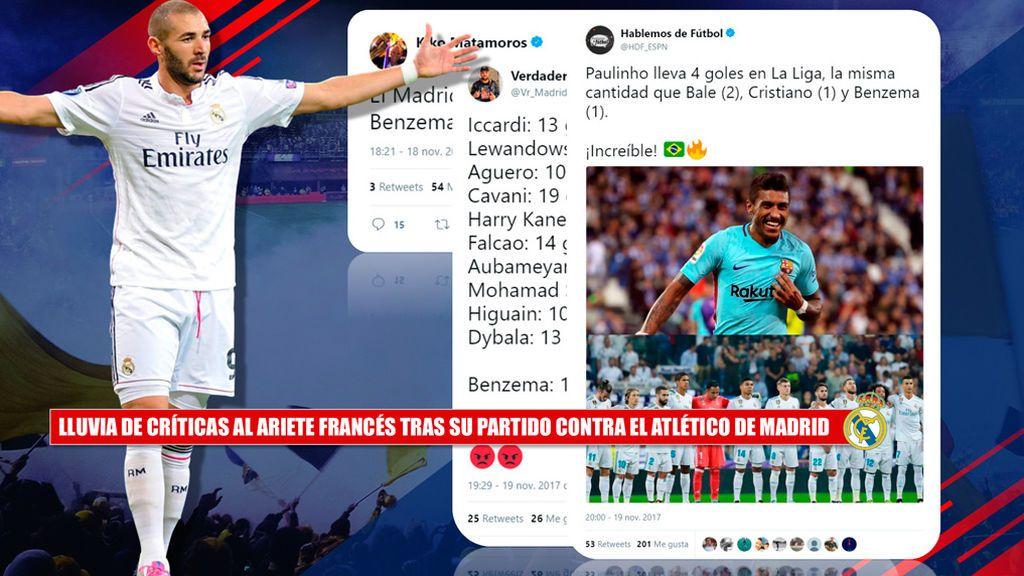 ¿Y si en el 'caso Benzema' el ariete francés no fuera el único culpable? Julio Pulido analiza la sequía del galo tras las críticas post-Derbi