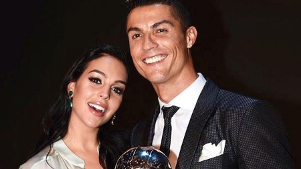 La respuesta de Cristiano Ronaldo a una supuesta infidelidad a Gerogina Rodríguez