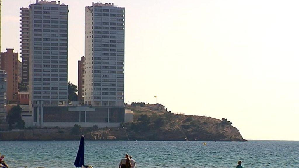72 millones le costará a la Generalitat de Valencia derribar dos torres en Benidorm