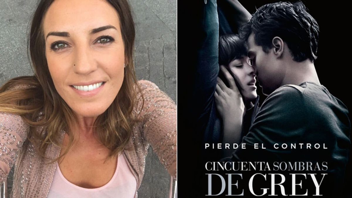 La broma 'hot' de la 'guerrera' Eli Pinedo en tras ver 50 Sombras de Grey en Telecinco 🔥🔥🔥