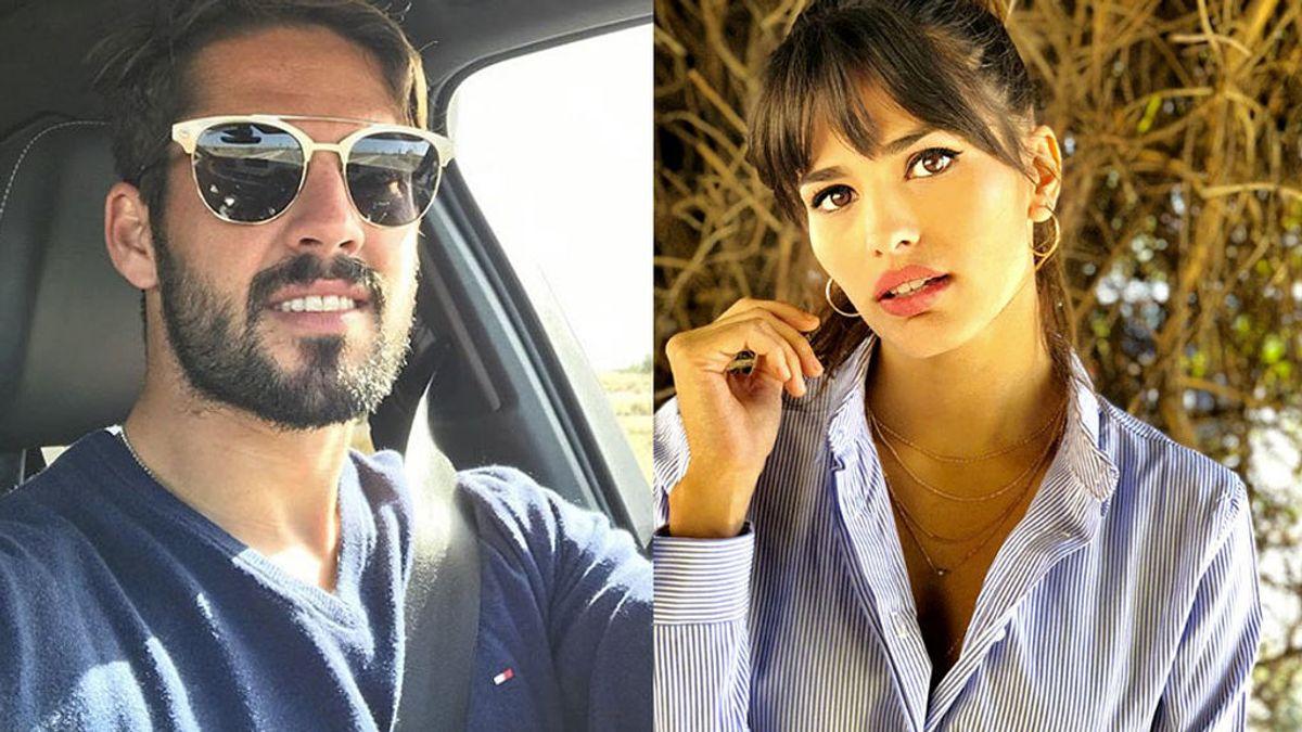 Isco ya muestra su amor en público a Sara Sálamo 😍