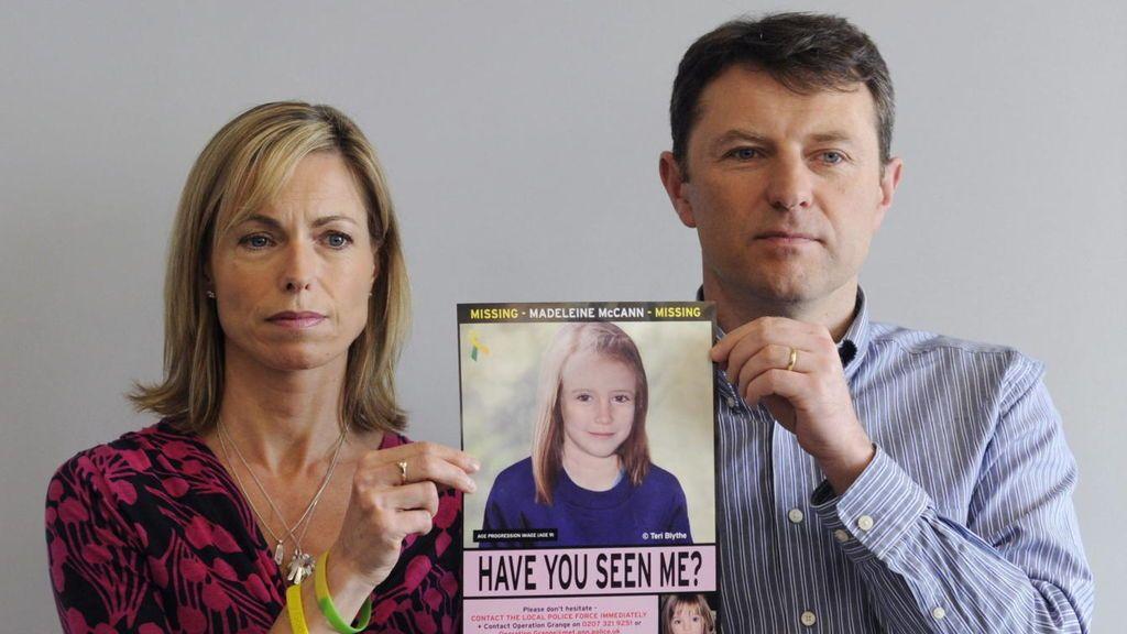 Nuevas pistas de la 'mujer de púrpura' en el caso de la desaparición de Madeleine
