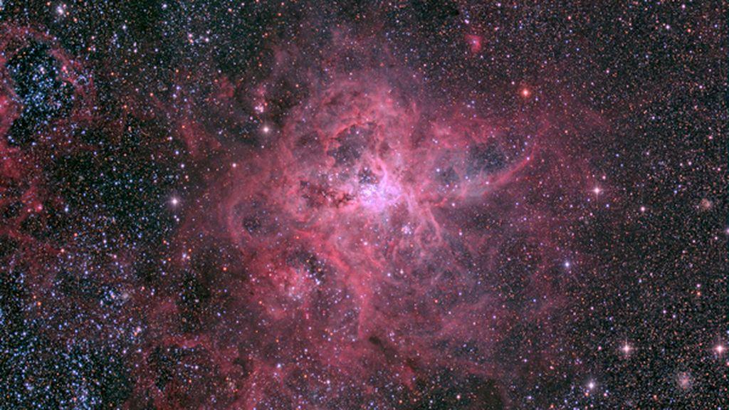 Polvo espacial