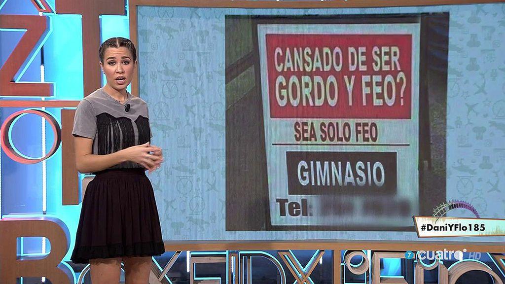 Los carteles de tiendas más divertidos del mundo según María Gómez
