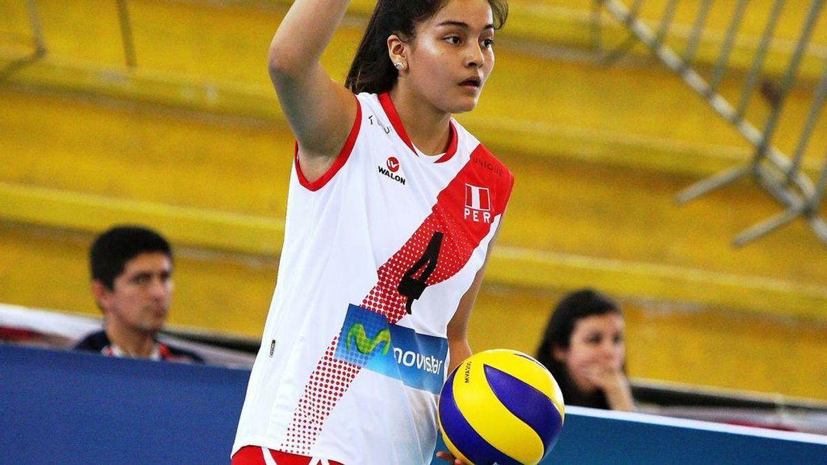 ¡Conmoción en Perú!  Una promesa del voleibol de 16 años aparece muerta durante una fiesta