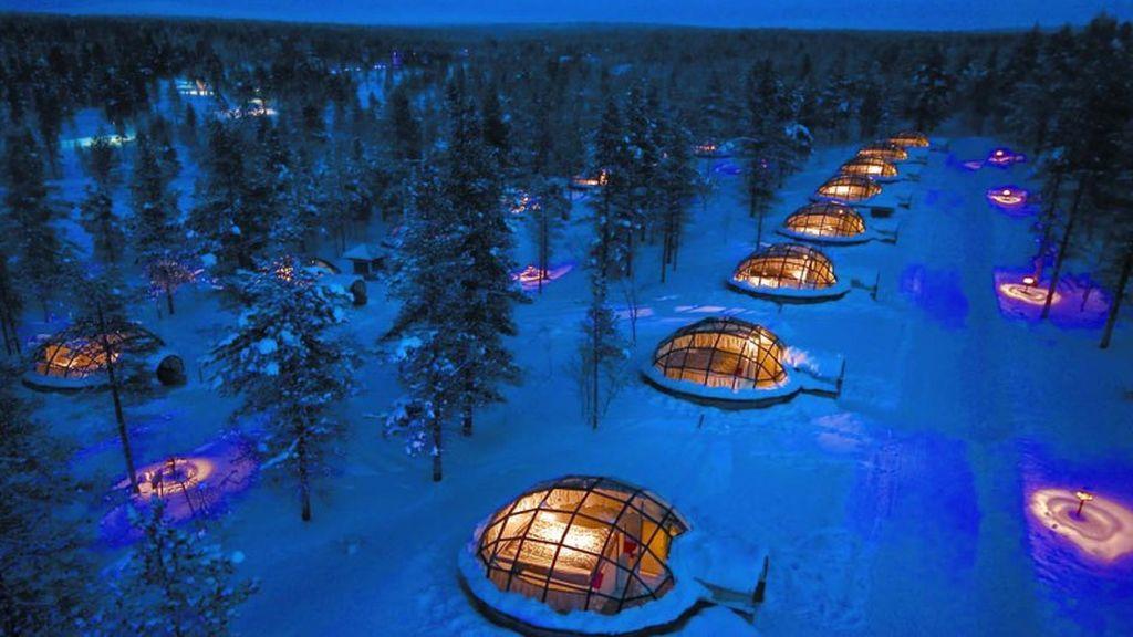 Formigal abre el primer hotel de iglús de la península: disfruta de una experiencia única a 1.800 metros