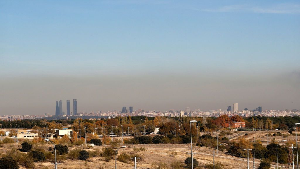 Ciudades españolas aplican medidas ante la grave alarma por contaminación
