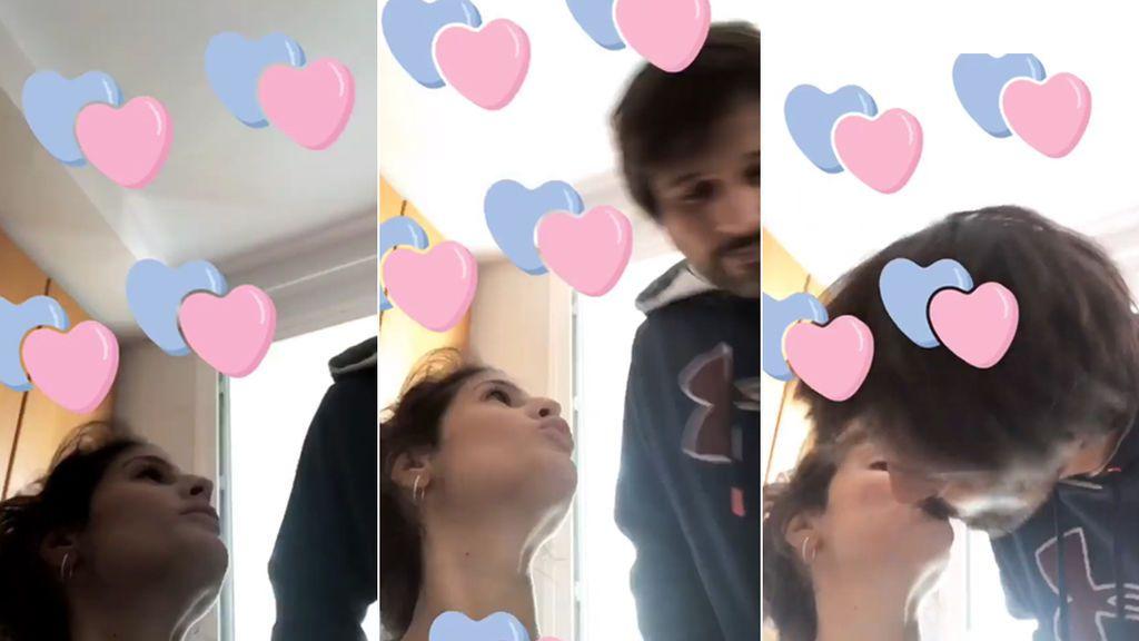 ¡Qué viva el amor! María y Hugo de 'GH 12+1' confirman en redes que siguen enamorados