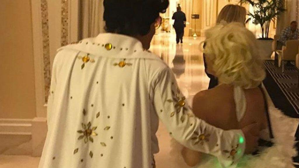 ¿Se ha casado Eugenia Martínez de Irujo en Las Vegas a lo Marilyn? Las redes lo tienen claro