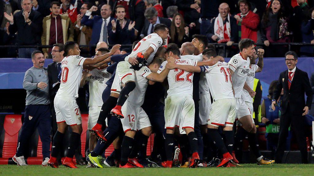 Berizzo dice a sus jugadores que cáncer de próstata en el descanso y el Sevilla empata ante el Liverpool