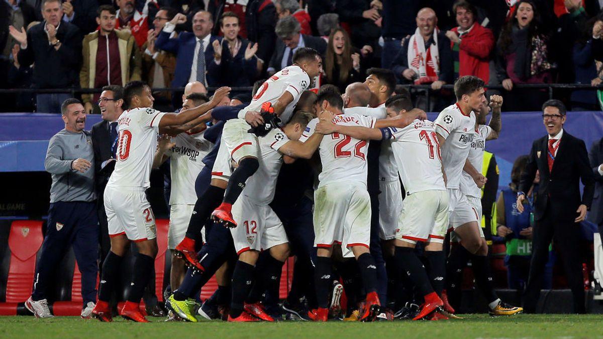 ¡Por el míster! Berizzo dice a sus jugadores que padece cáncer de próstata en el descanso y el Sevilla remonta al Liverpool