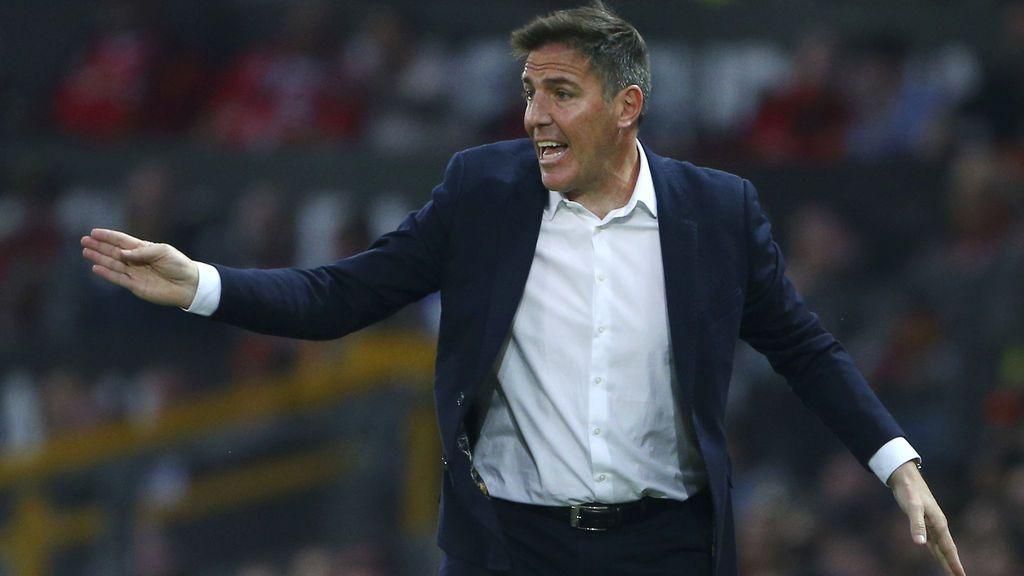¡#FuerzaBerizzo! Ramos, Betis, Atlético... el fútbol se vuelca con el entrenador del Sevilla tras anunciar que padece cáncer