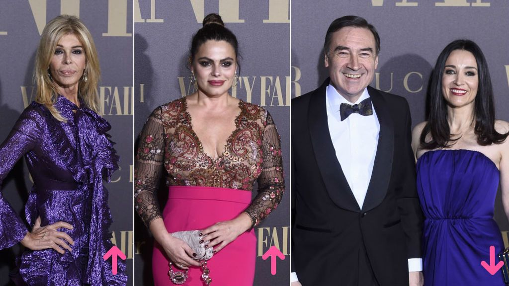 Aciertos y errores de los Premios Vanity Fair