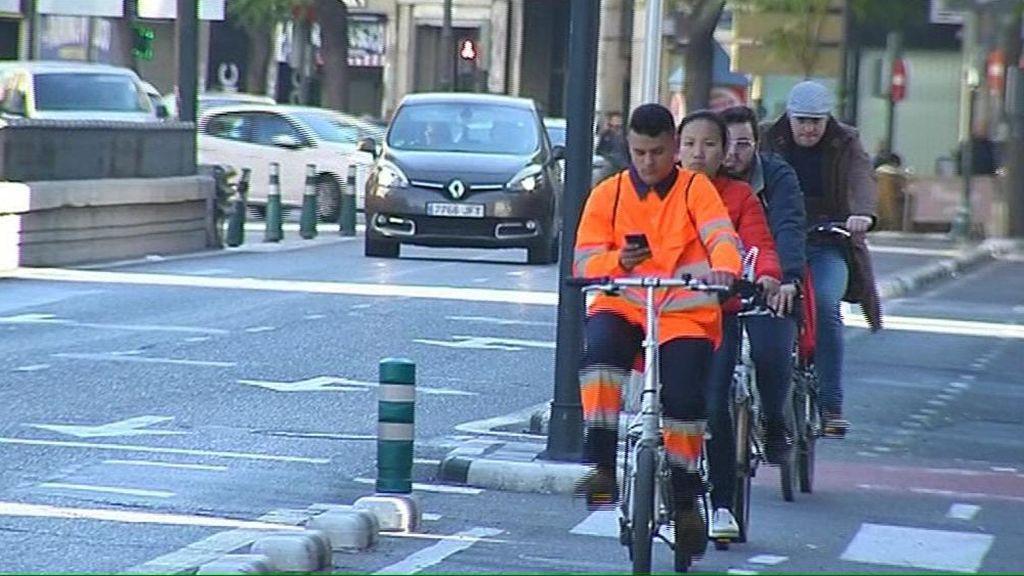 Los españoles pedaleamos más