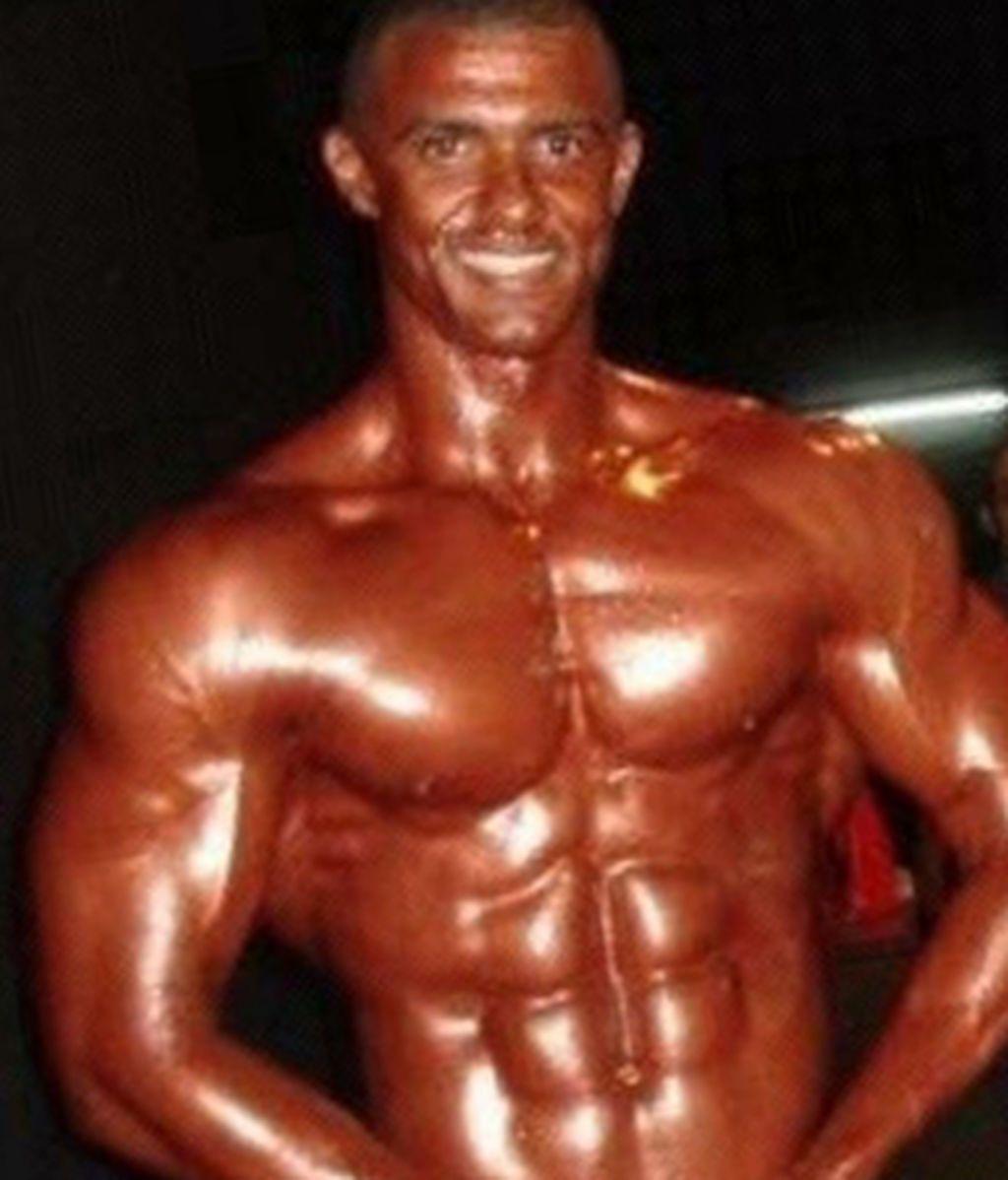 Henry Mendez fitness