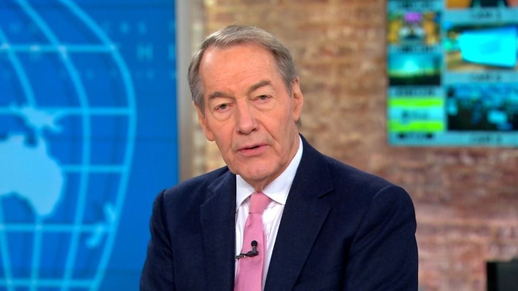Charlie Rose, presentador del programa de CBS 'This morning'.