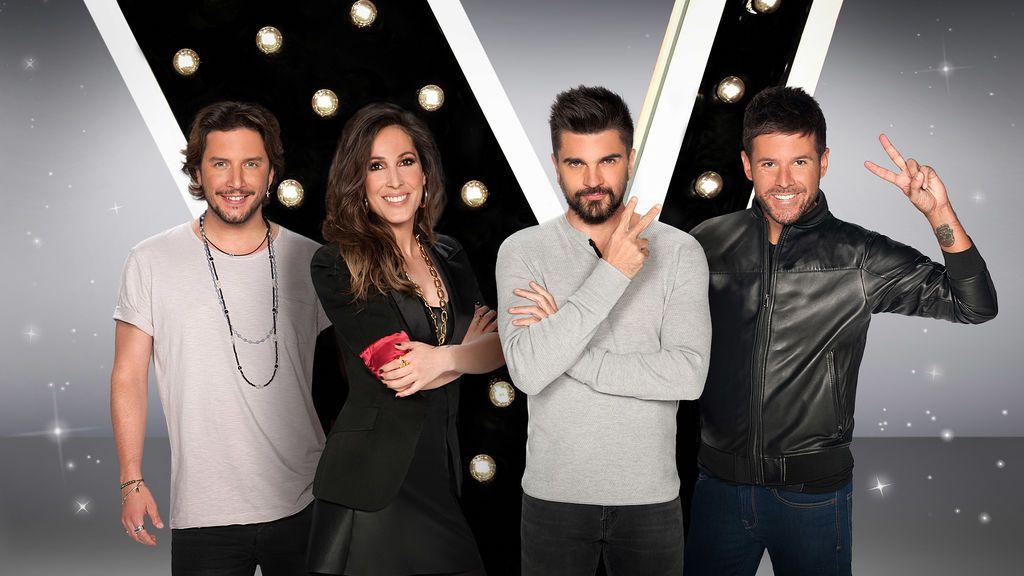 Pablo López presenta en primicia en televisión su nuevo single, en el arranque de los 'Directos' de 'La Voz'