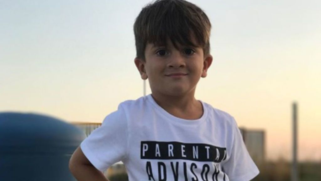 """La tierna foto de Thiago Messi a mamá Antonella: """"❤️El hermano mayor mas dulce❤️"""""""