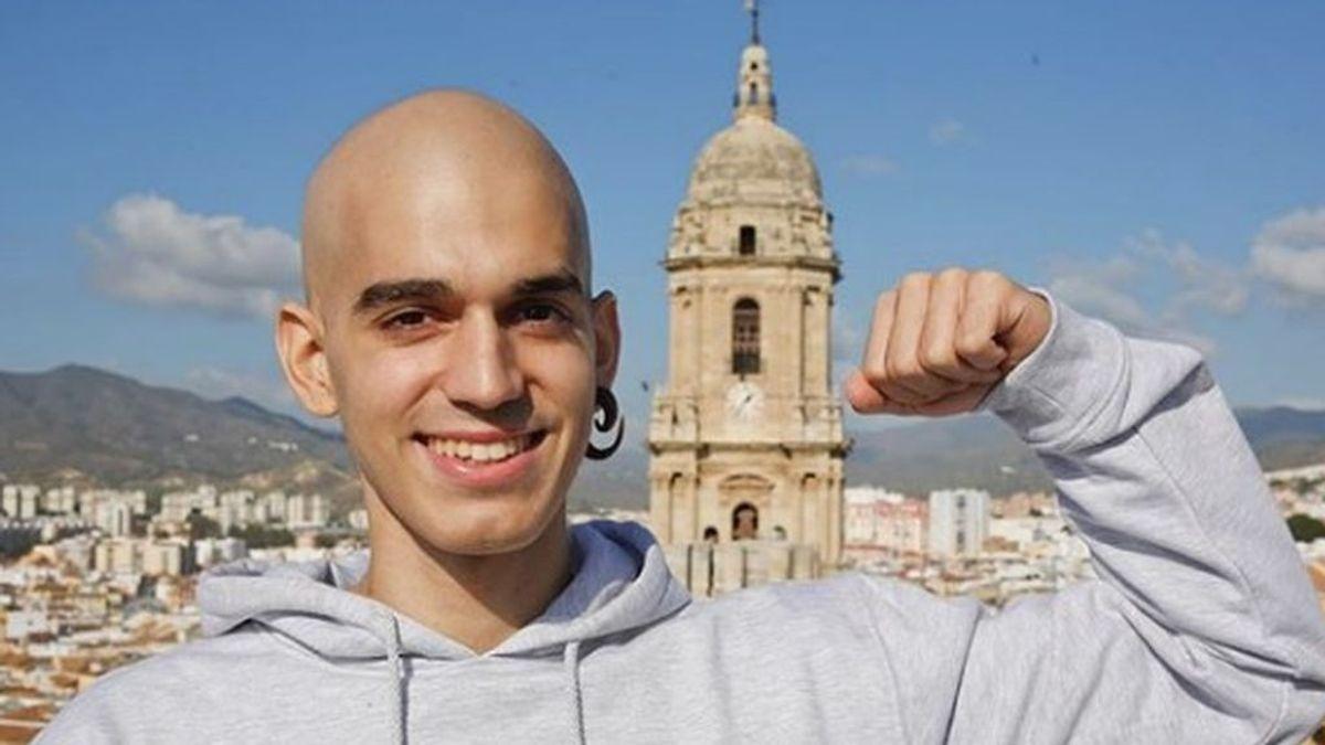 Un atleta con leucemia correrá de Asturias a Málaga para rendir homenaje al fallecido Pablo Ráez