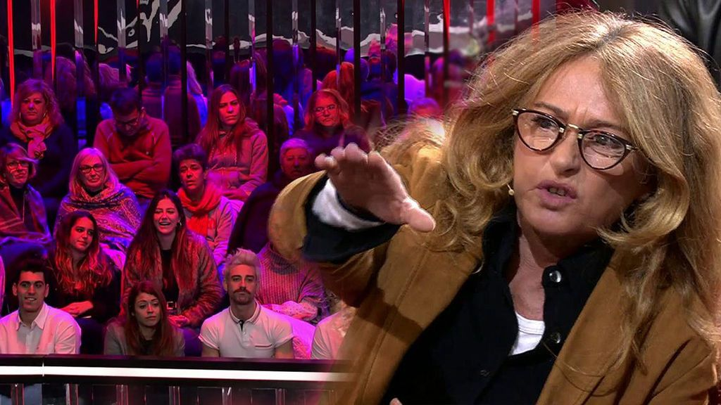 """La madre de Carlota se encara con el público: """"Pido respeto, esto no es un circo"""""""