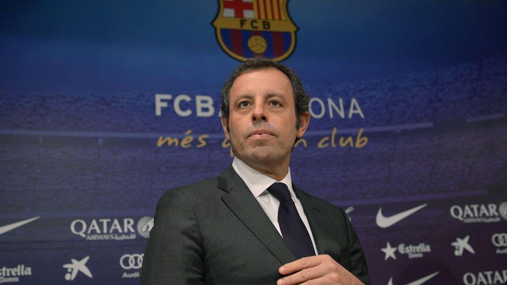 """""""La familia de Sandro Rosell no tiene ni para comer"""", según el abogado del ex presidente del Barça"""