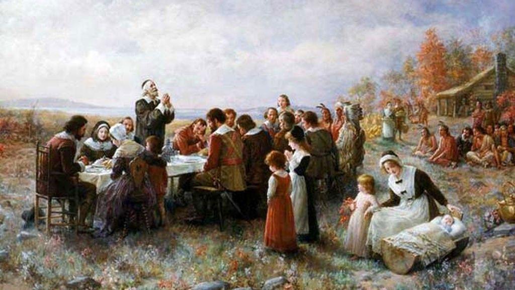 ¿Qué se celebra en Acción de Gracias y por qué se come pavo?