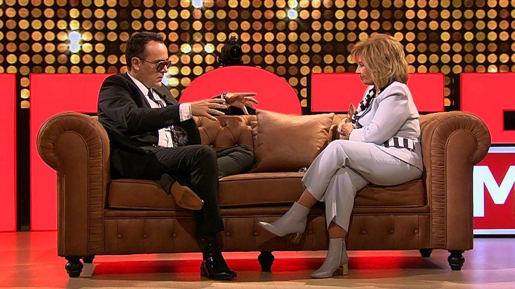 María Teresa Campos en 'Chester: miedo'.