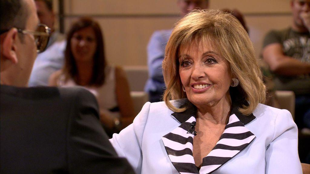 María Teresa Campos en 'Chester: miedo'