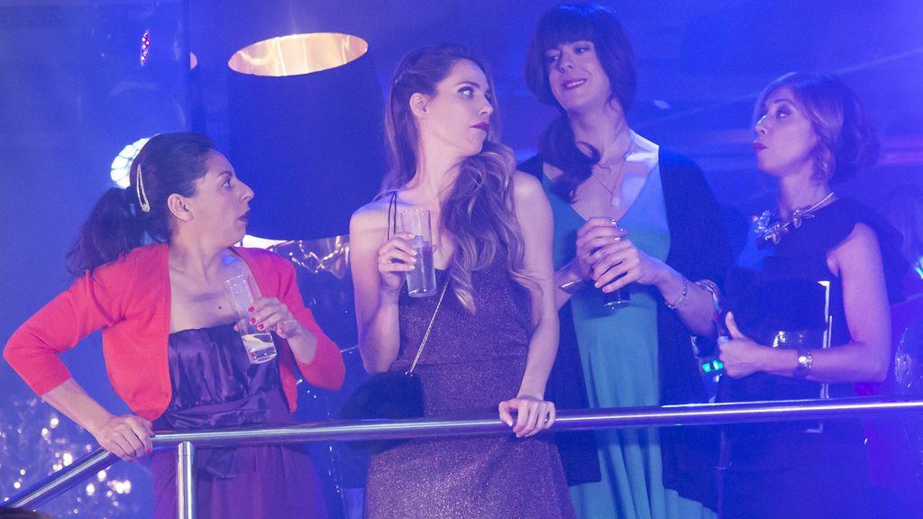 Imágenes del noveno capítulo de la 10º temporada de 'LQSA'.