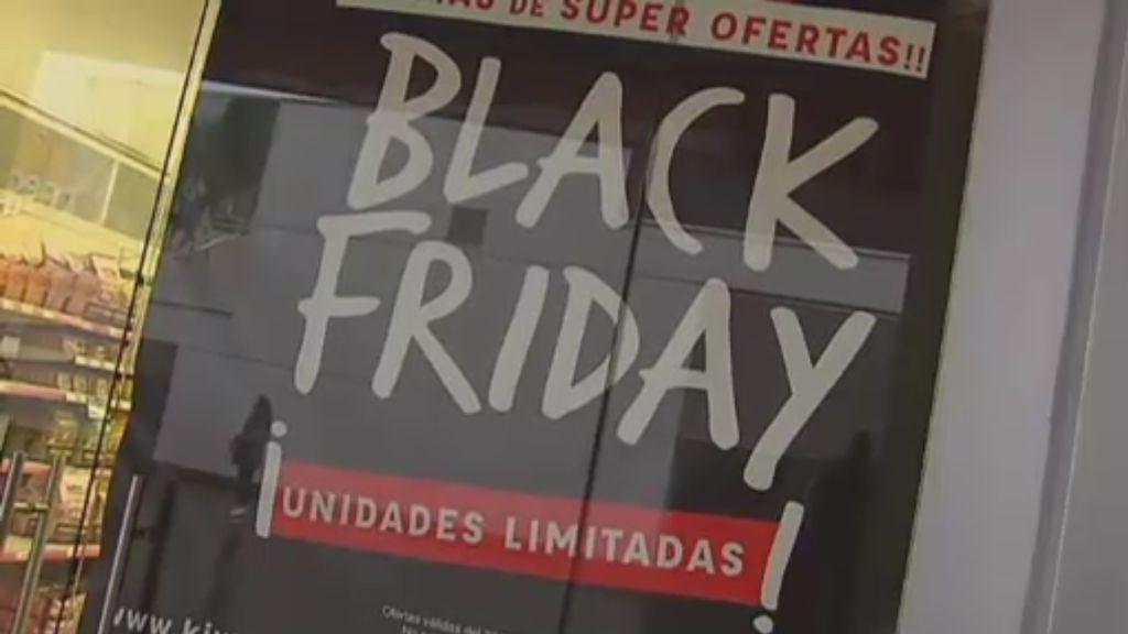El Black Friday se consolida en España como el día del año en el que más se compra