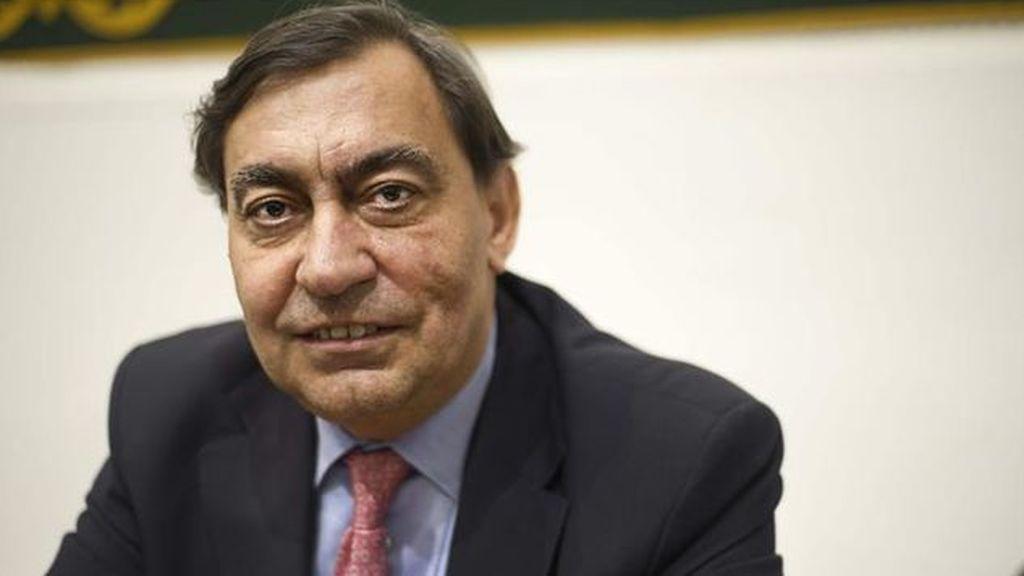 El magistrado del Supremo, Julián Sánchez Melgar, nuevo fiscal general del Estado