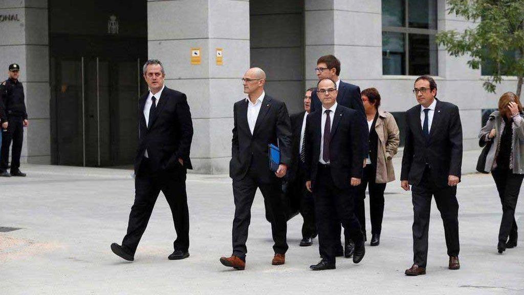 El Supremo acumula las causas del 'procés' y salvo la investigación de Trapero