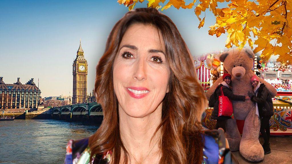 Paz Padilla, su hija... ¡y 'Tedyanna'! Así ha sido el reencuentro de los tres en Londres