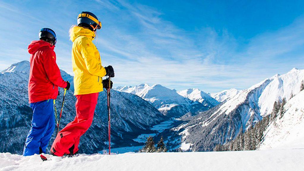 moda esqui
