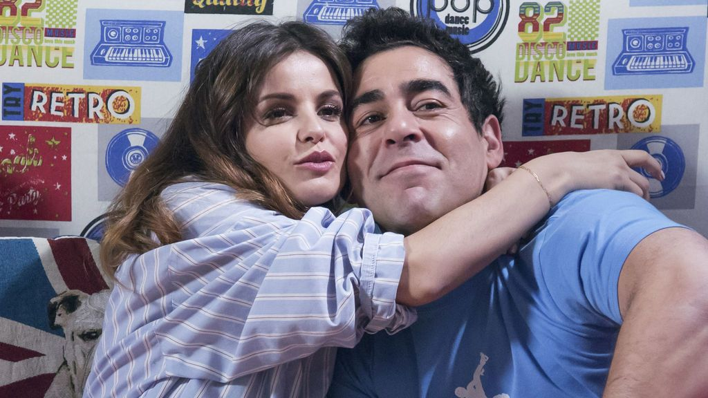 Marta Torné será Sandra, novia de Amador (Pablo Chiapella), en el noveno capítulo de la 10º temporada de 'LQSA'.