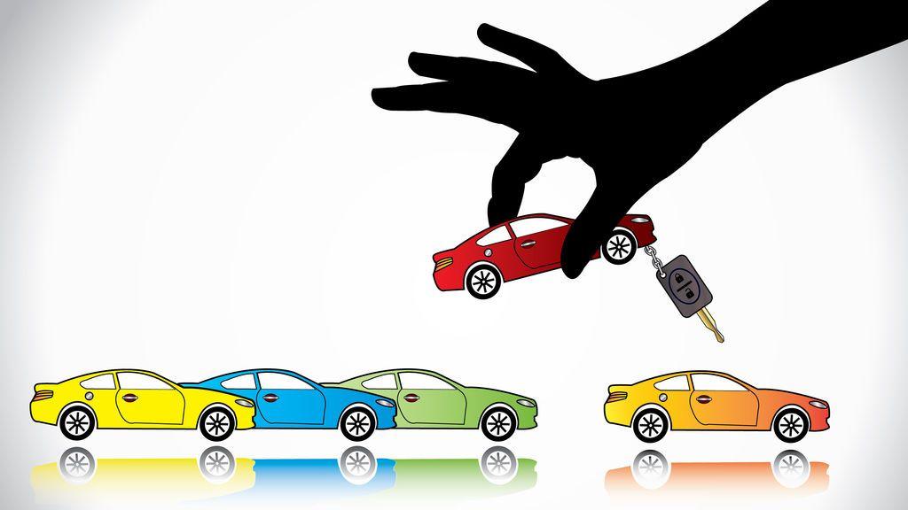 Cómo elegir un vehículo de renting