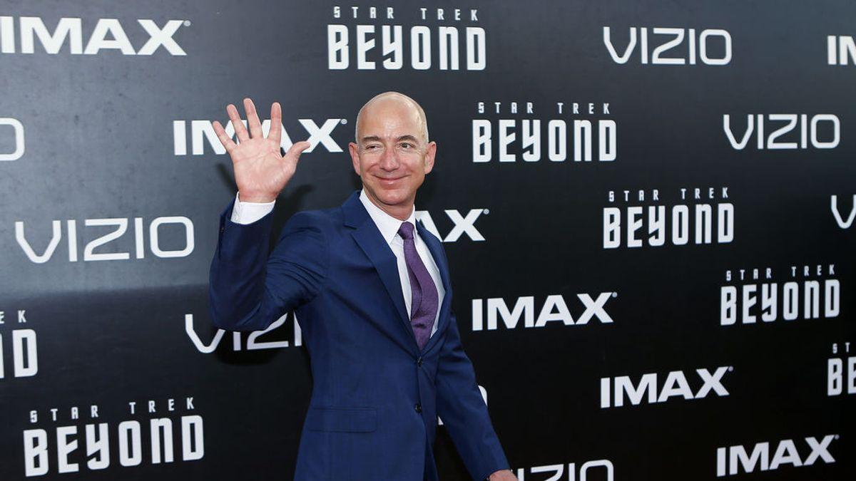 El dueño de Amazon ya es el hombre más rico del mundo tras las ventas del Black Friday