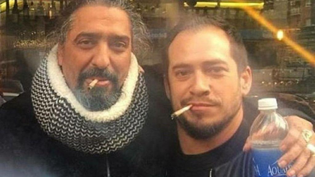 Esta foto de El Cigala y El Langui triunfa por su parecido