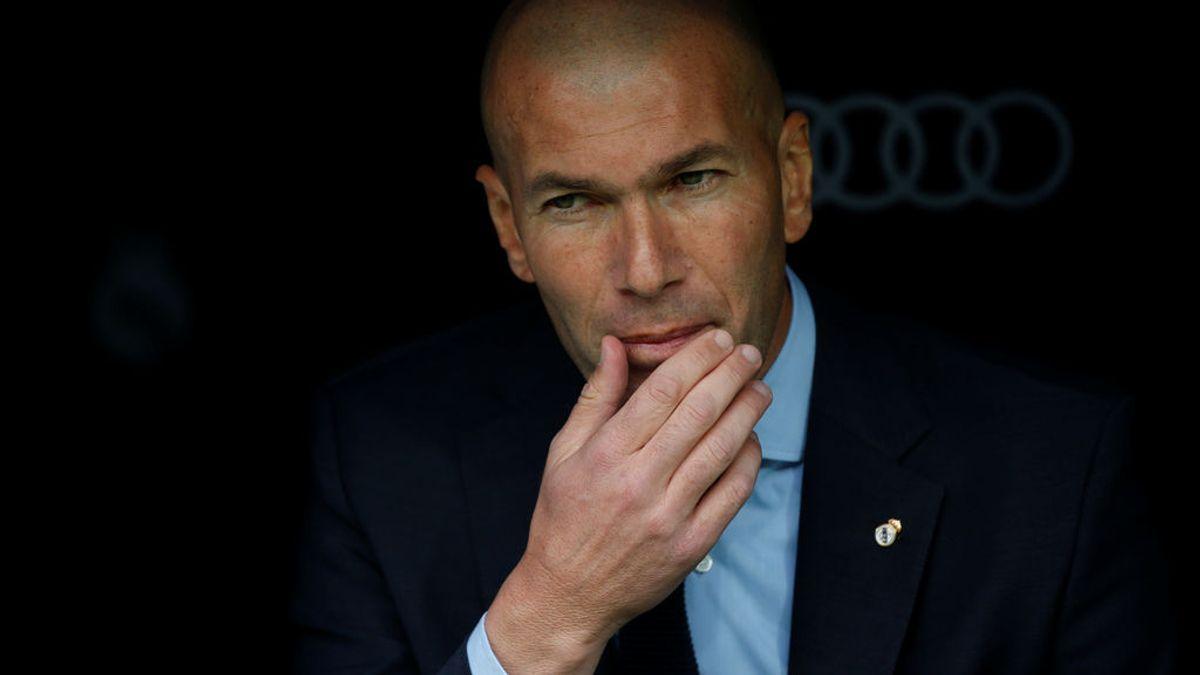 """Zidane abre la puerta a posibles fichajes en inviernoy hace autocrítica: """"Podemos jugar mejor"""""""