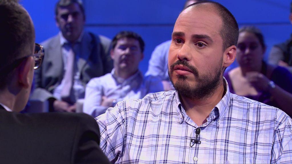 """Antonio Pampliega relata su escalofrieante secuestro por Al Qaeda: """"No hay que tener miedo"""""""