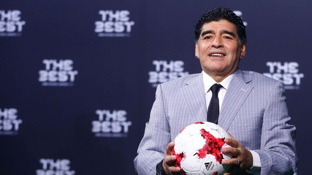 Maradona pide prisión para su hija Gianinna