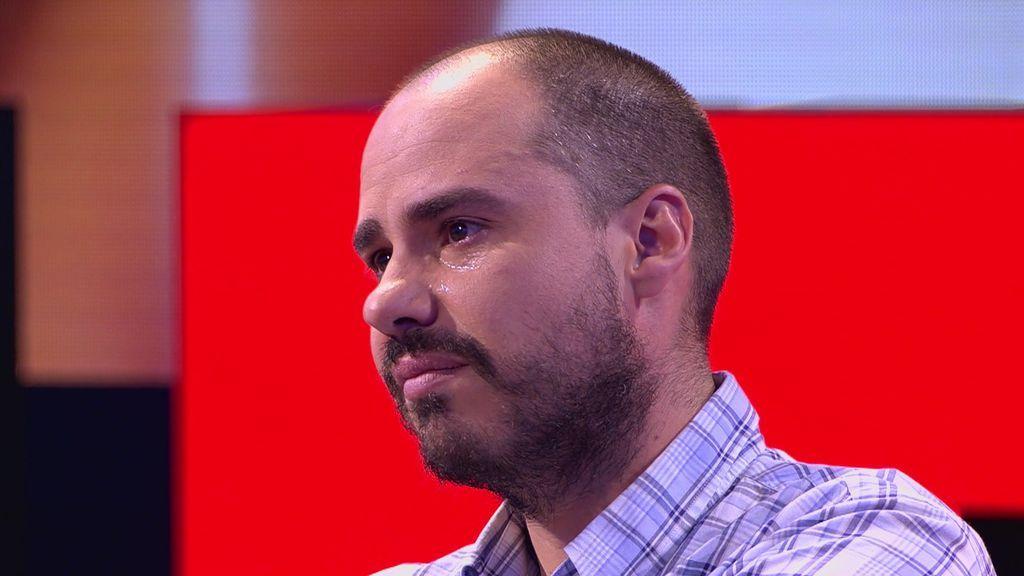 """Antonio Pampliega: """"Pensaba que no iba a encontrar a mi madre cuando me liberaron"""""""