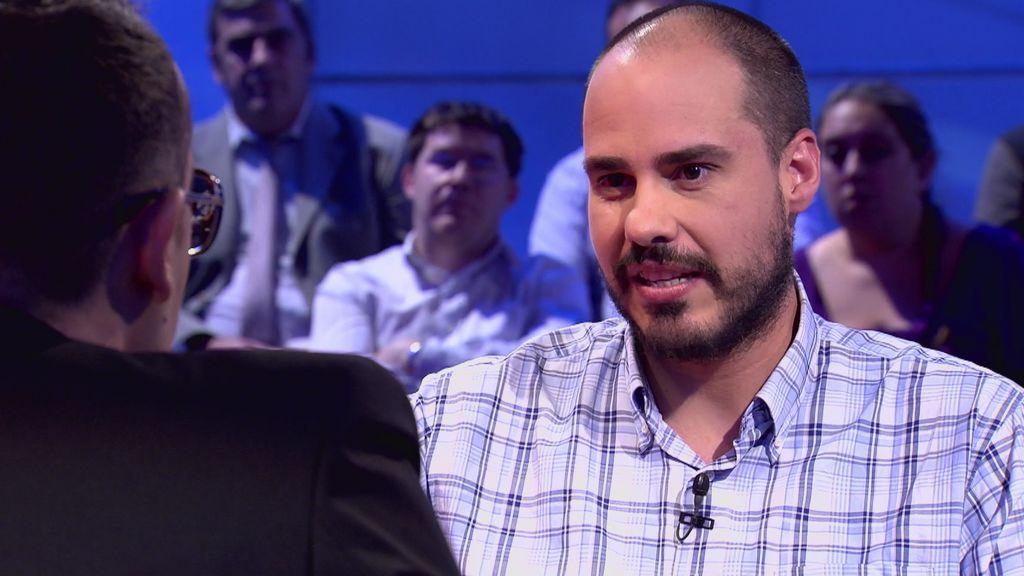 """Antonio, sobre sus secuestradores: """"Tuve posibilidad de matarlos, pero para matar hay que valer"""""""