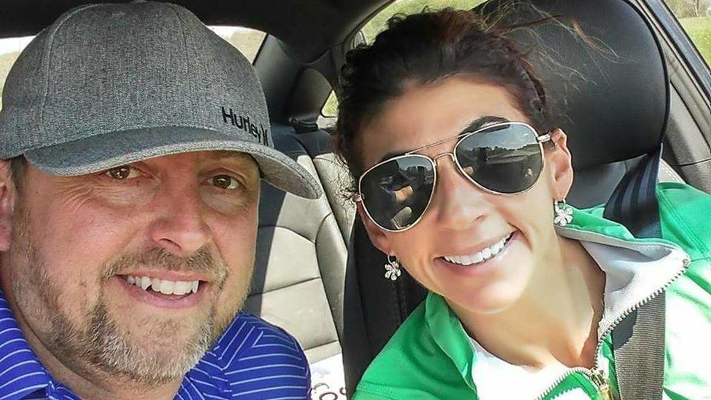Su marido le rinde homenaje después de que la mataran por error